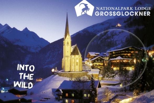 Das Nationalpark Lodge Großglockner Hotel in Kärnten