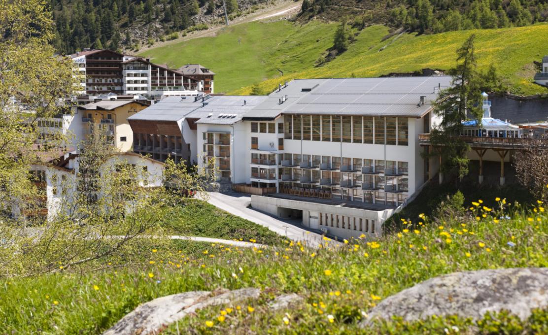 Das Hotel Lohmann in Tirol