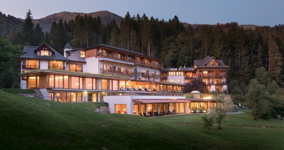 Das Biohotel Daberer in Kärnten