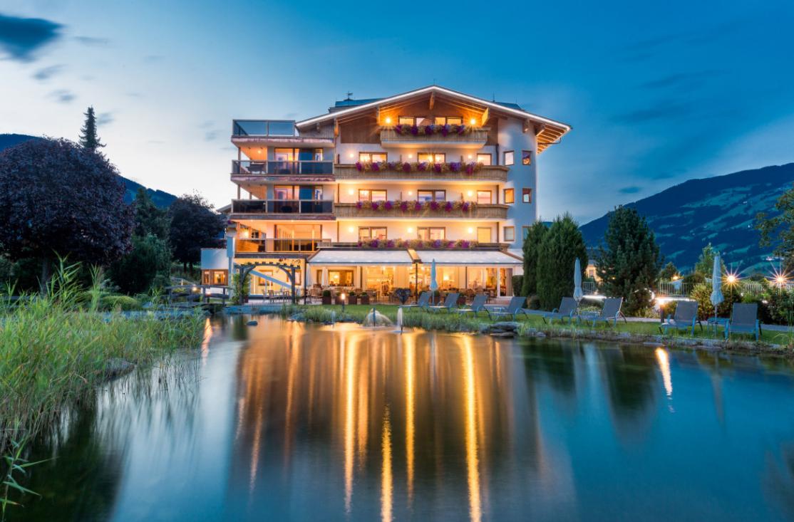 Das Sport- und Wellnesshotel Held  in Tirol