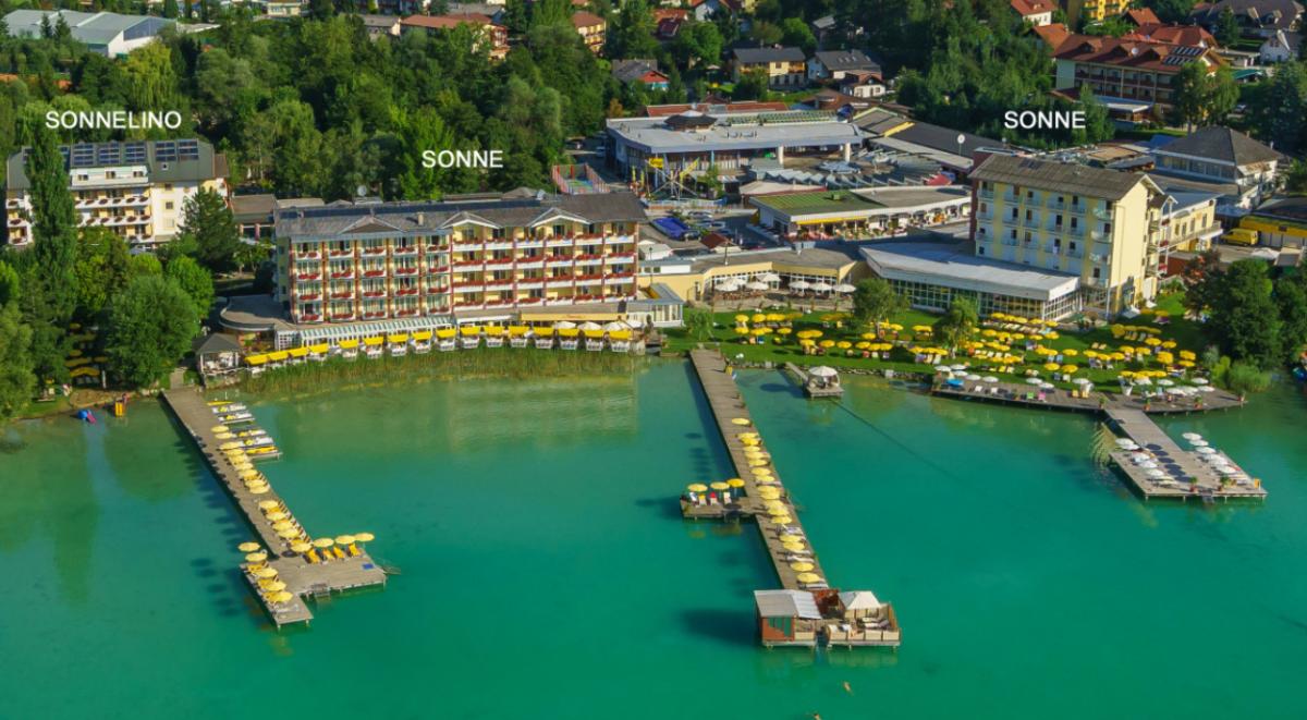Hotel Sonne Klopeiner See