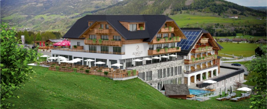 Hotel Almgut