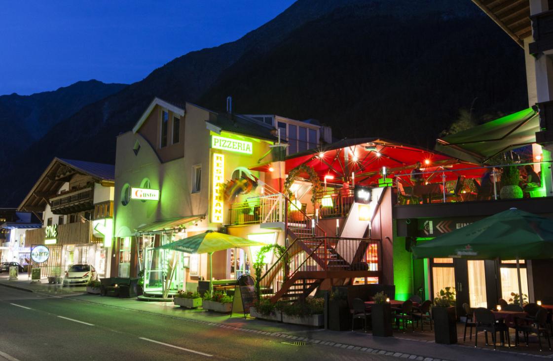 Restaurant Pizzeria Gusto in Tirol
