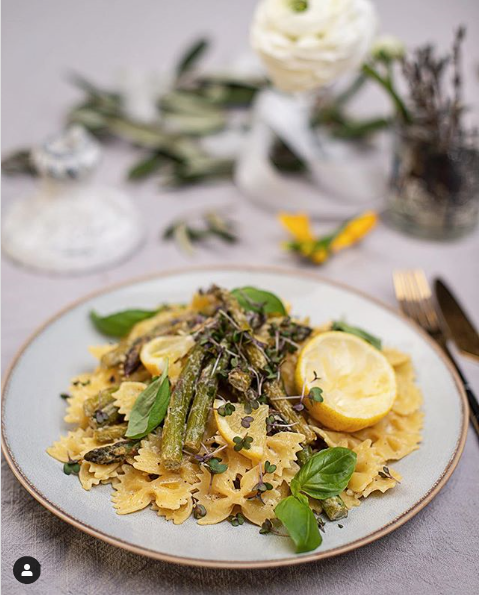 Instagram Cooking Catrin Spargel