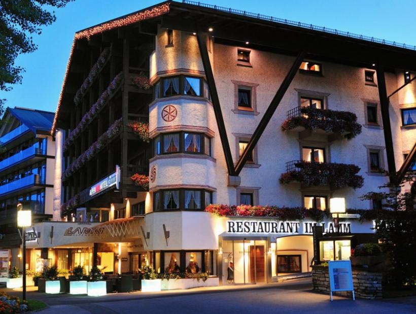Das Alpenhotel ...fall in Love