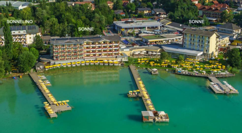 Hotel Sonne Klopeiner See in Kärnten