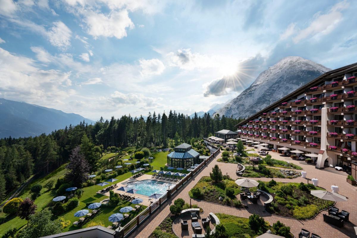 Außenansicht  Interalpen-Hotel Tyrol GmbH