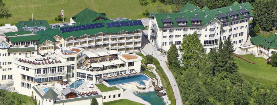 Das Dilly's Wellnesshotel in Oberösterreich