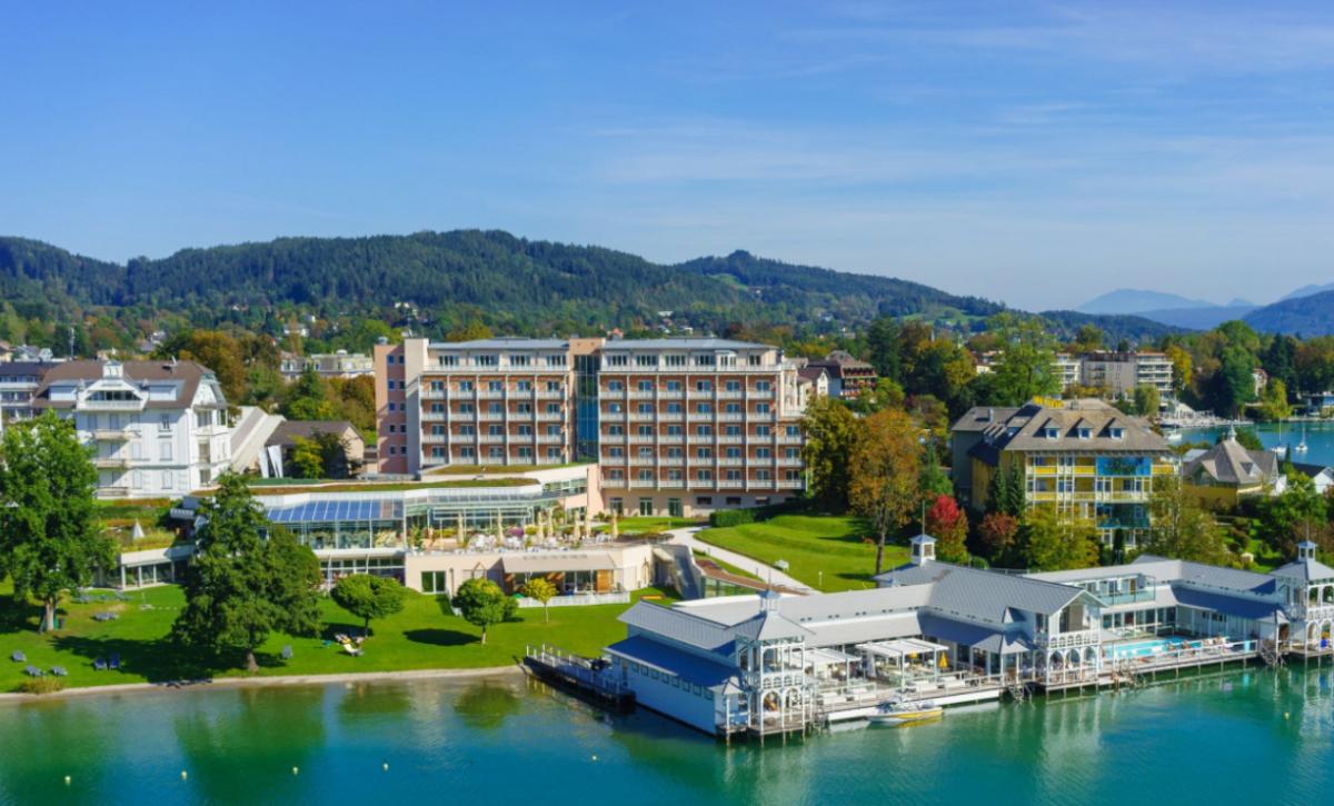 Das Werzer's Hotel Resort Pötschach in Kärnten