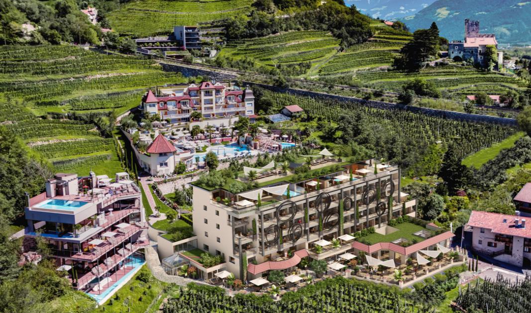 Dolve Vita Hotel Preidlhof in Südtirol