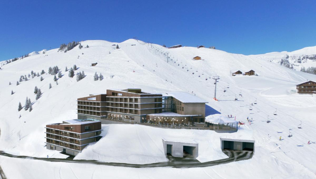 Hotel Alpenstern in Vorarlberg