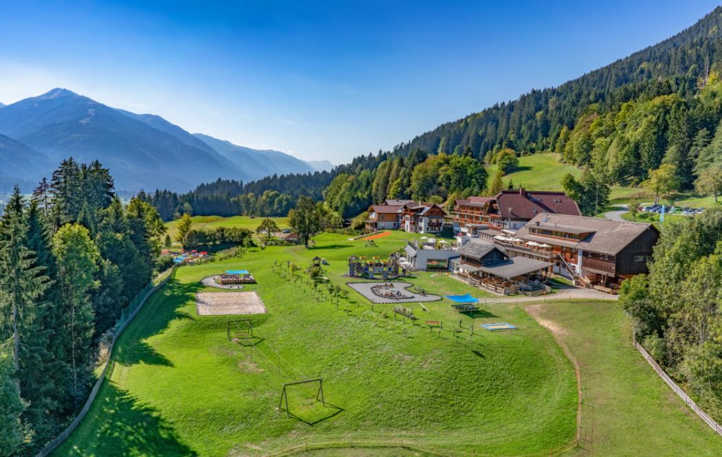 Kinderhotel Ramsi in Kärnten
