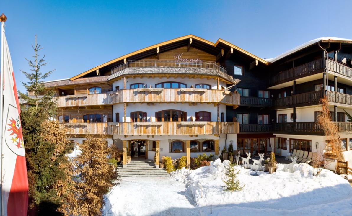 Das Aktiv Hotel Veronika in Tirol