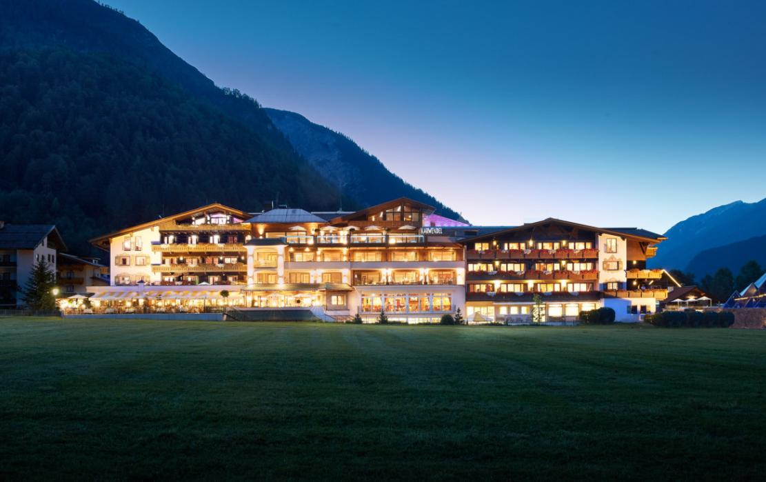 Das Alpin Wellnesshotel Karwendel in Tirol