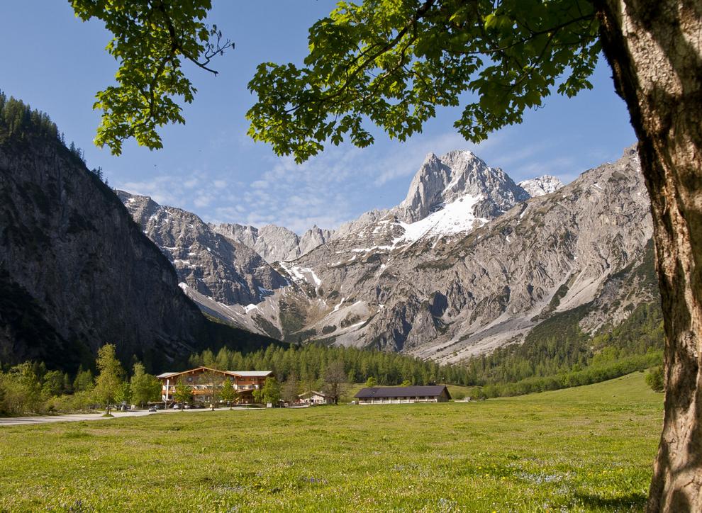 Gramai Alm Alpengenuss & Natur Spa