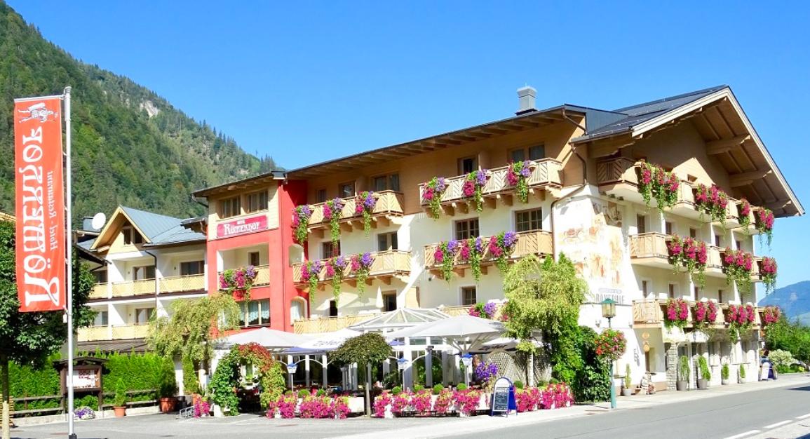 Das Hotel Römerhof in Salzburg